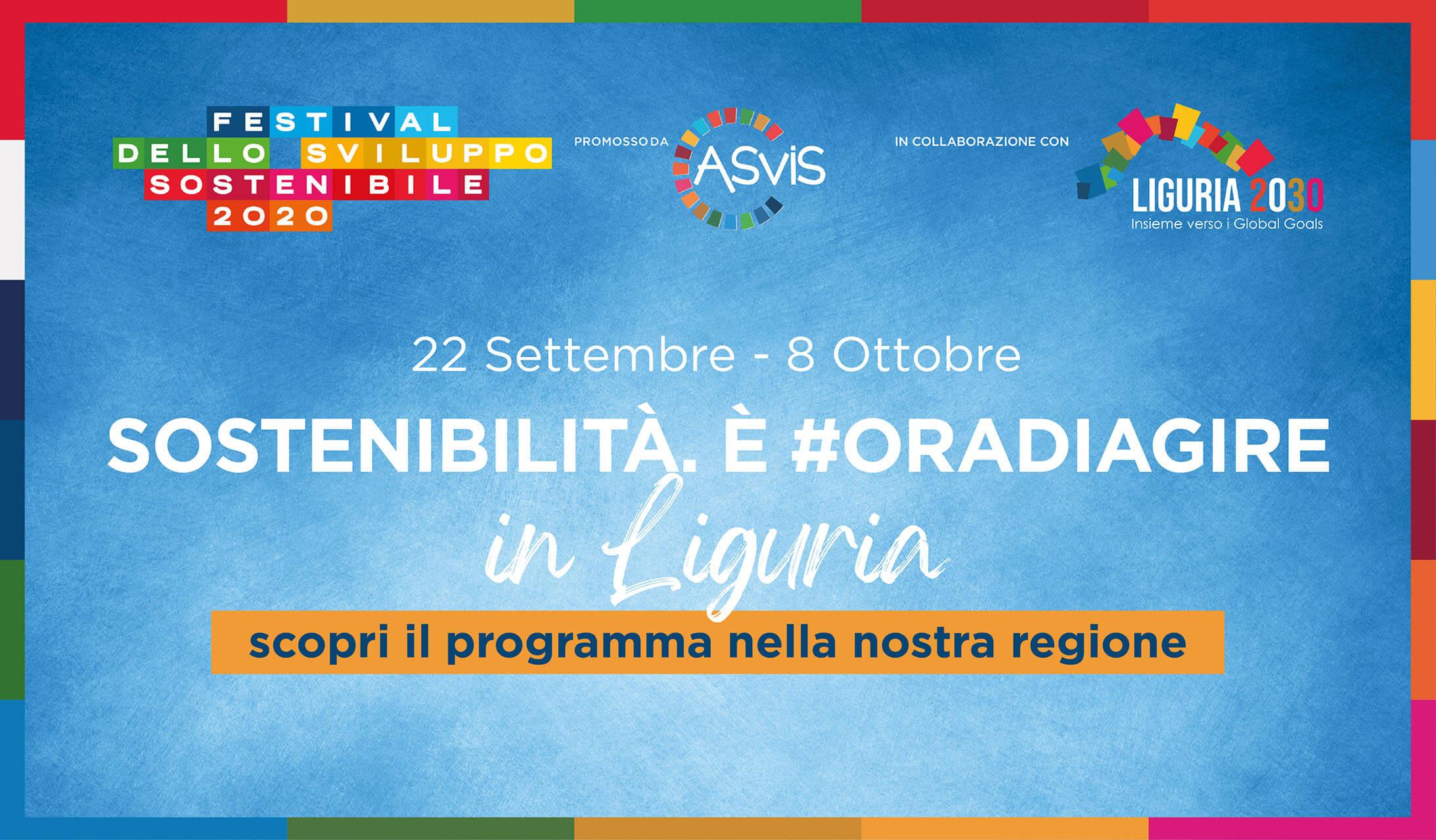 Festival dello sviluppo sostenibile a Genova